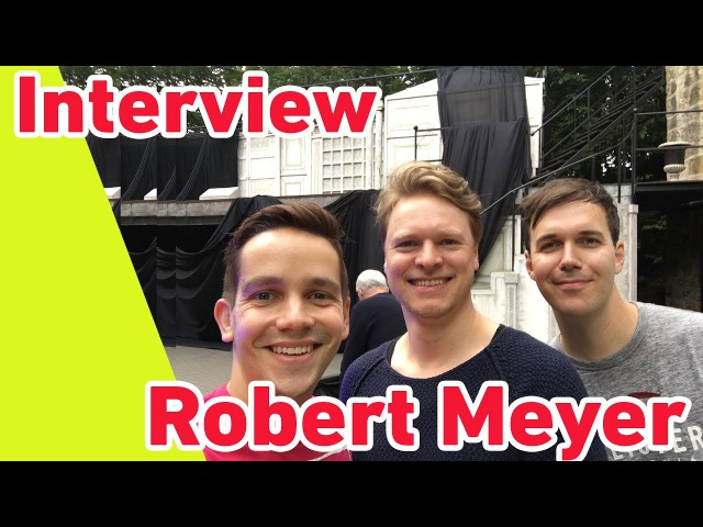 Interview Robert Meyer (Lord Farquaads Knieprobleme Größen-Quiz)
