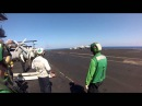 Over 100mph to ZERO in Seconds Carrier Aircraft Recovery Operations