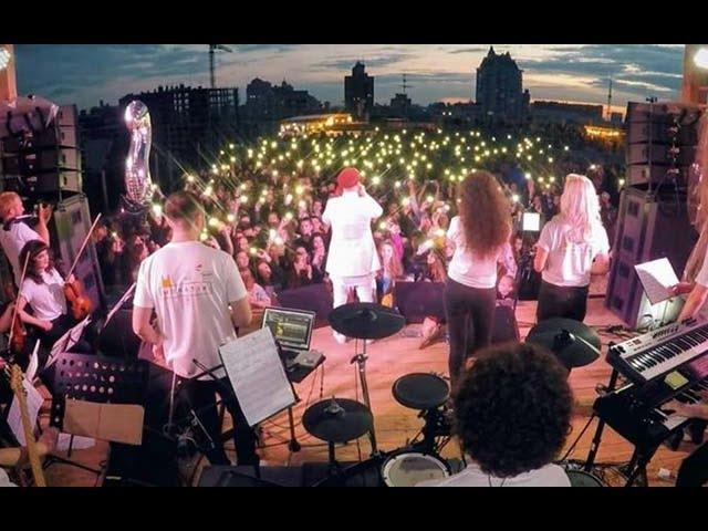 MONATIK презентация альбома MONATIKзвучит The roof Live