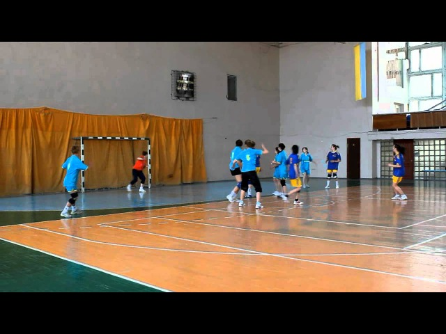 Handball Ukraine Гандбол Украина ОНПУ Педуниверситет
