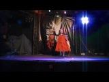клуб Дождь-Мажор, Евгения Сорокина, танцевальная импровизация, 4 января 2017 года