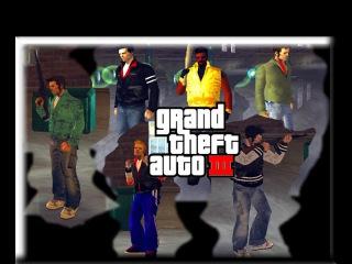 Grand Theft Auto 3 - (GTA 3) - [PC] - New Skins with download link - [Пак новых скинов]