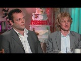 Wedding Crashers Vince Vaughn &amp Owen Wilson Interview (2005)