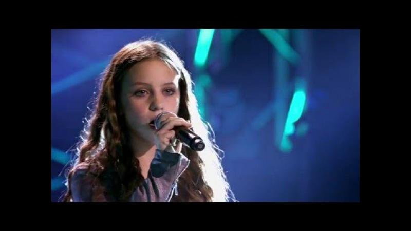 Resa - 'Nothing Else Matters' | Sing-off |The Voice Kids | VTM