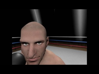 HTC Vive VR Boxing Thrill of the Fight