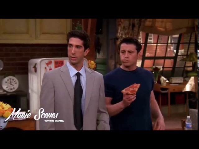 Friends - Funny Moments All Seasons