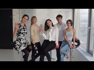 Backstage: Кристина Макарова, Вика Грин, Дмитрий Мурашов и Ксения Красулина