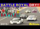 究極のハコ車バトル 異種競技マシン対決 筑波BATTLE Best MOTORing 2015