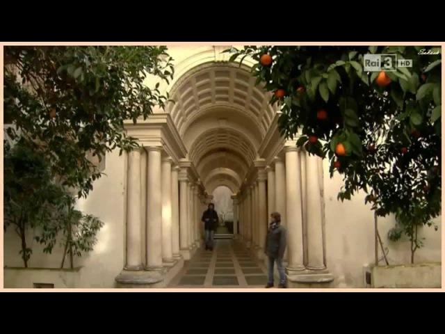 Palazzo Spada prospettiva di Borromini YouTube