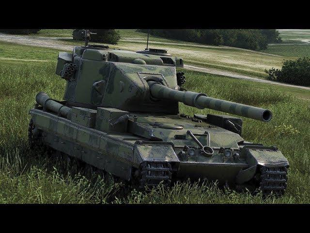 World of Tanks FV215b (183) - 11 Kills 10,1K Damage