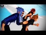 【MMD: KH】 Dragostea din Tei (Numa Numa) Nectar Remix | Kingdom Hearts