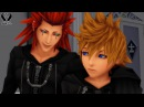 【MMD KH】AkuRoku - GIMME THAT BUTT ROXAS! | Kingdom Hearts