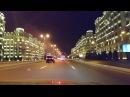 Ночной Баку. Night Baku. Baki gecesi
