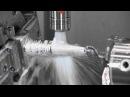 Обработка лопатки турбины j,hf,jnrf kjgfnrb neh,bys