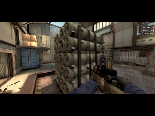 [High Studio] NsWp -4 kills with AWP and Ace from ESEA