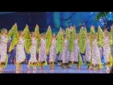 Ансамбль танца Кубанская казачья вольница - Над окошком месяц