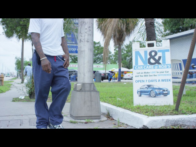 Blaze Carter ft Ball Greezy - Nothing Ass Nigga