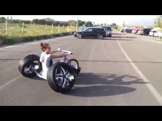 Giro low trike tuning wheels 20