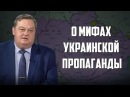 Евгений Спицын. О мифах украинской пропаганды
