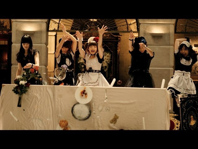BAND-MAID Dont you tell ME
