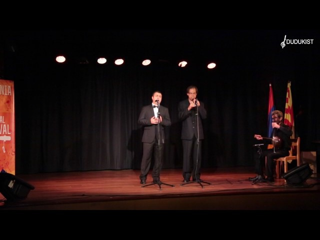 Карен Загробян - Ayspes Te Gna Хачатур Аветисян