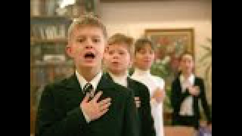 Реакция на гимн Украины в Крымской школе