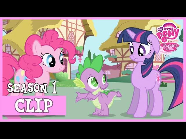 Twilight Meets Pinkie Pie (Friendship Is Magic) | MLP: FiM [HD]