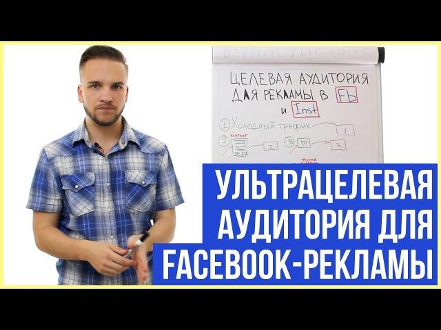 Реклама в Фейсбук поиск самой целевой аудитории