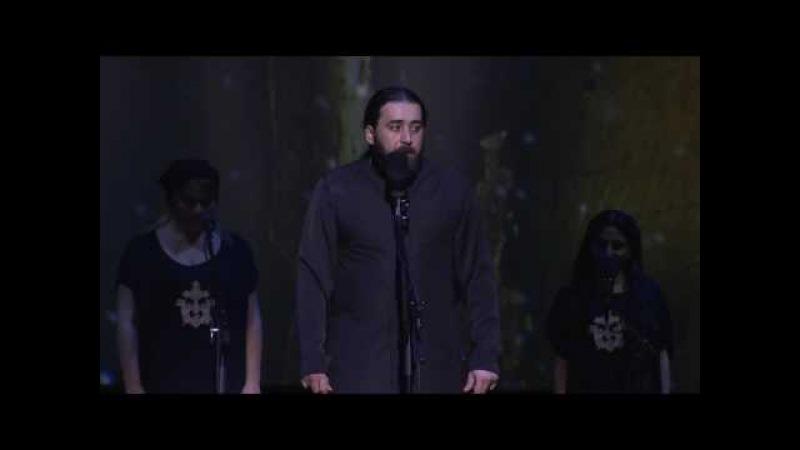 Схиархимандрит Серафим Бит Хариби - Концерт на Крещенских Вечерах
