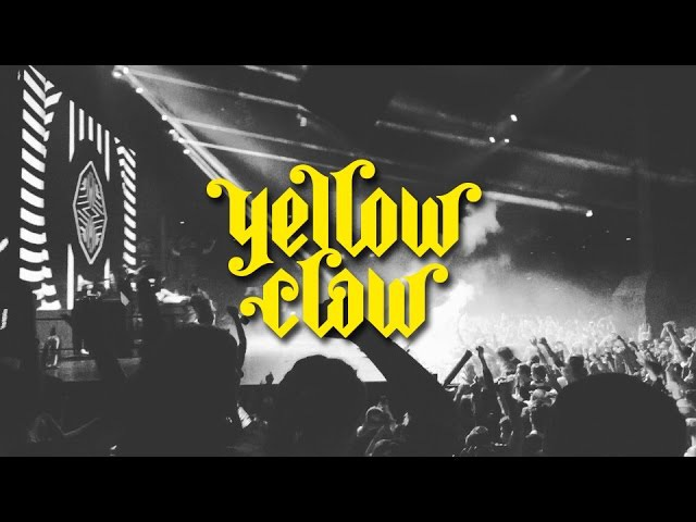 @LEADLOW BARONG FAMILY YELLOW CLAW SPACE MOSCOW 22.10.2016 vol.3