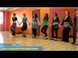 Урок дабки в школе танца Камаля Баллана(апрель 2017)