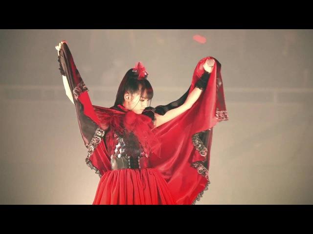 BABYMETAL - AKATSUKI「紅月アカツキ」BLACK NIGHT HD1080p
