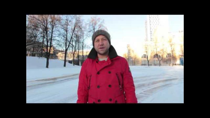 Георгий Дронов для телемарафона 321-й сибирской