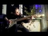 My 7 Year Old Son Ivan Deep Purple - Smoke on the Water (Demo)