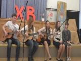 Наше выступление с песней Градского