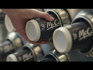 Реклама «МакКафе»