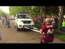 Протянул Автомобиль Соревнования по силовому экстриму