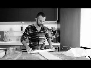 КРУАССАНЫ - рецепт круассанов из слоеного дрожжевого теста - французская выпечка CROISSANTS