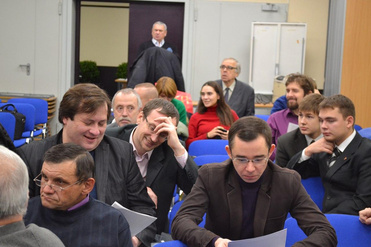 II съезд ОКП   -  официальный репортаж и совсем не официальные фотки