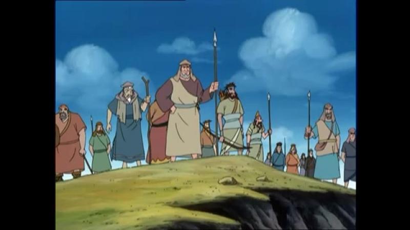 М/ф Иешуа и битва за Иерихон