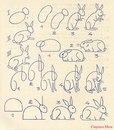 Схемы, которые помогут научить ребенка рисовать