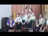 Первое выступление Ксении на большой сцене