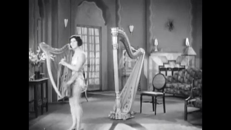 Harpist Supreme!