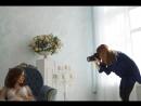 """Вселенная цветов (бэкстейдж со съёмок в фотостудии """"Oleander white studio"""" 19.03.2017)"""