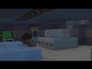 Песня FNAF 2 добрые аниматроники MineCraft анимация