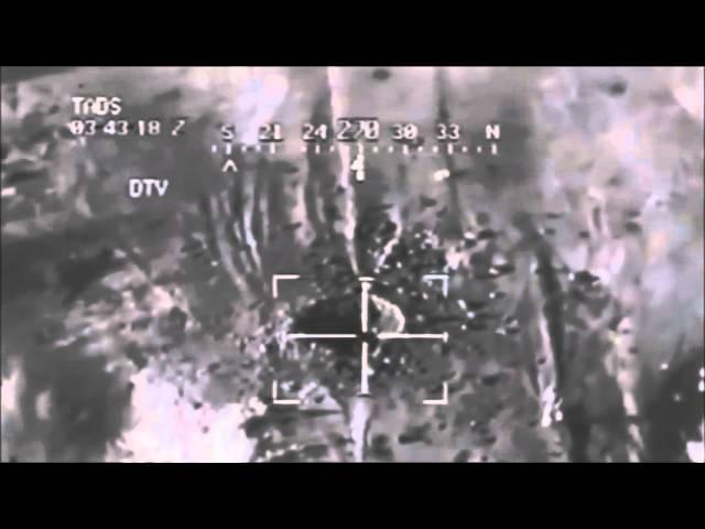 Iraqi Militia EOD Team Accidentally Det a 155mm IED Shell @ Mosul, Iraq