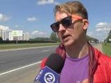 Автостоп. Полный полезный тренинг интервью для ТВ Беларуси. Часть 1.
