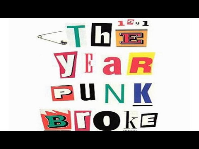 1991 The Year Punk Broke Documentary 1992
