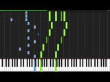 Flight of the Silverbird - Two Steps From Hell Piano Tutorial (Synthesia) Masterful Music