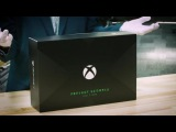 Xbox One X Project Scorpio Edition - обзор
